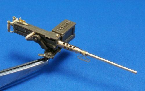 .50in BROWNING M2 HB BARREL (SHERMAN, FIREFLY, ACHILLES, ABRAMS)#B13  1/35 RB