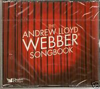 THE ANDREW LLOYD WEBBER SONGBOOK 3 CD'S READER'S DIGEST