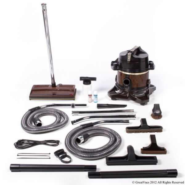 Reconditioned Bagless Rainbow D4 Canister Vacuum with GV extras and 5 Year Warra