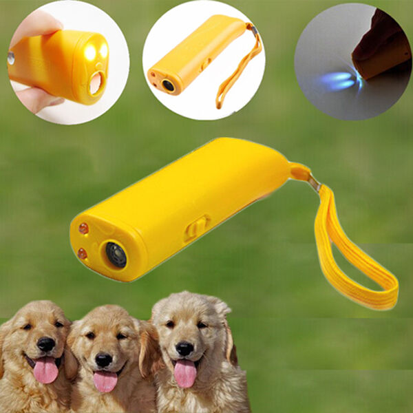 Best Ultrasonic Dog Bark Control