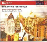 BERLIOZ SYMPHONIE FANTASTIQUE - 2 CD BOX SET