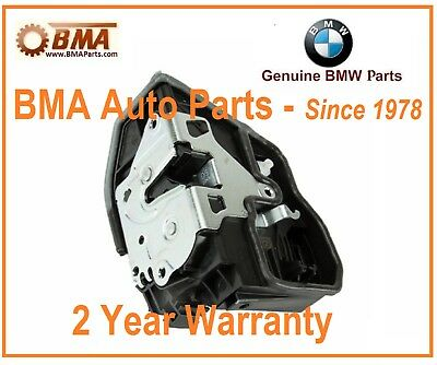 GENUINE BMW Front Right Door Lock Motor Electric Latch Actuator 51217202146