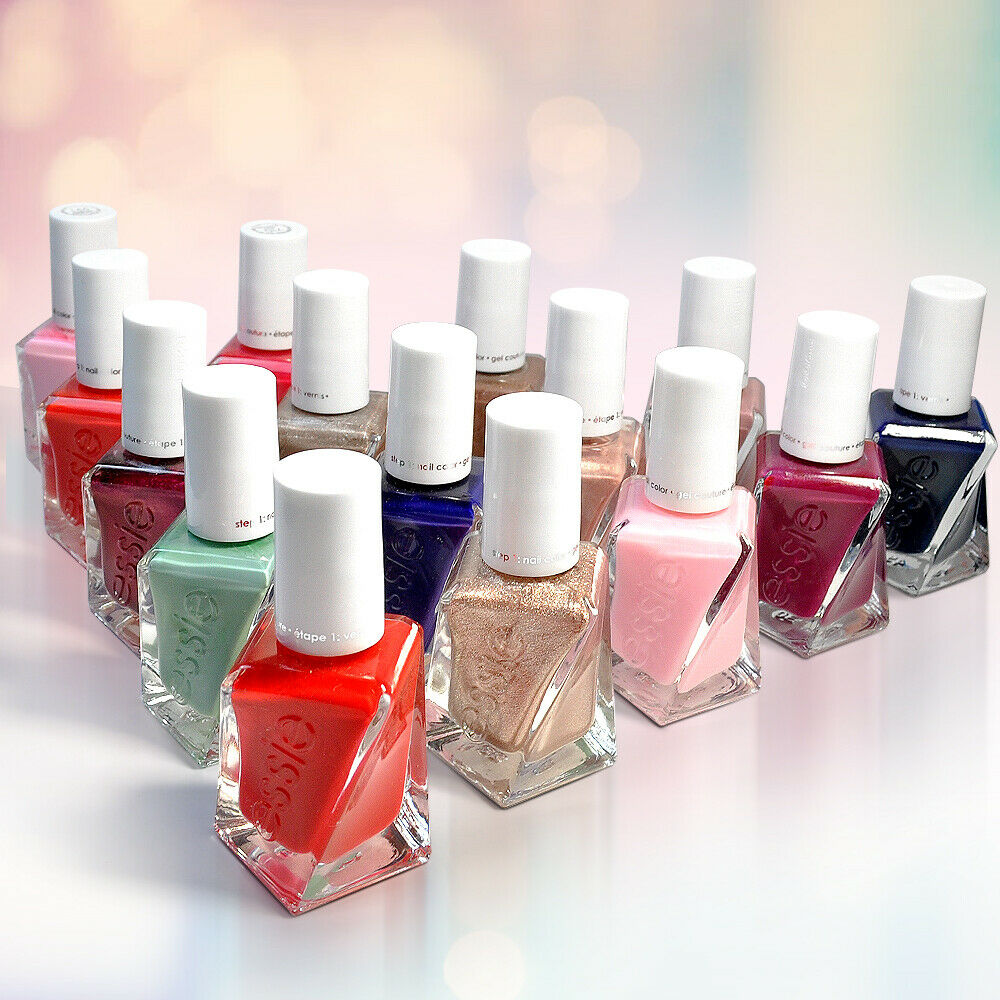 Essie Gel Couture Nail Polish Holiday Collection 0.46oz ...