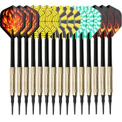 Kyпить 15 Pack Soft Tips Darts for Electronic Dartboard Plastic Point Tip Dart  на еВаy.соm