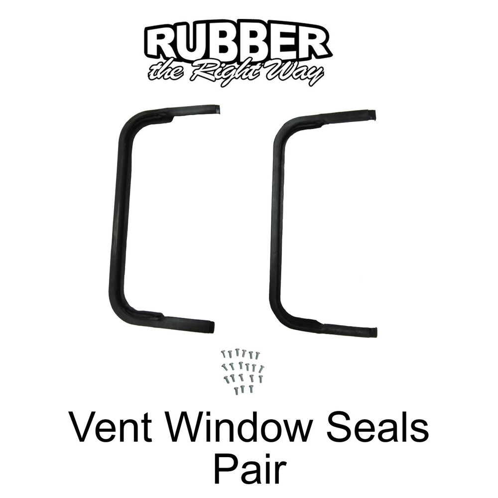 1955 1956 packard vent window seal pair ebay 1966 Ford Truck