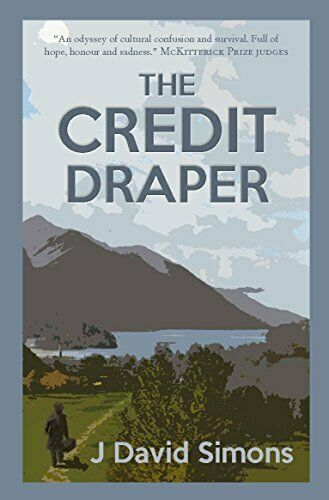 The Credit Draper by J. David Simons Book The Fast Free Shipping