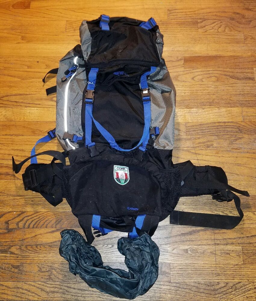 NICE Kelty Ridgeway Klamath Internal Frame Pack Backpack Hiking ...