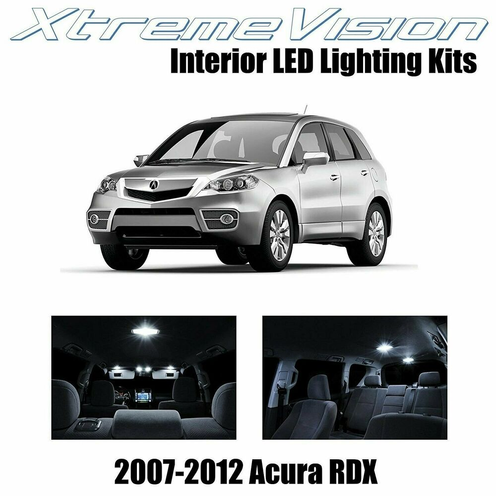 XtremeVision LED For Acura RDX 2007-2012 (6 Pieces) Pure