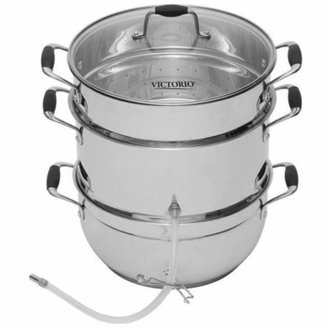 Victorio Kitchen Products VKP1150 Deluxe Stainless Steel