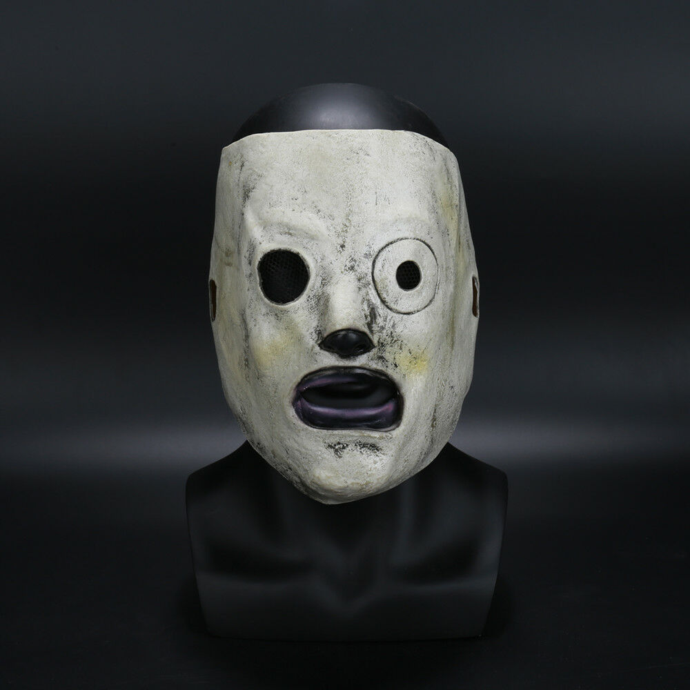 USA SHIPPING Slipknot Corey Taylor Mask Cosplay Costumes ...