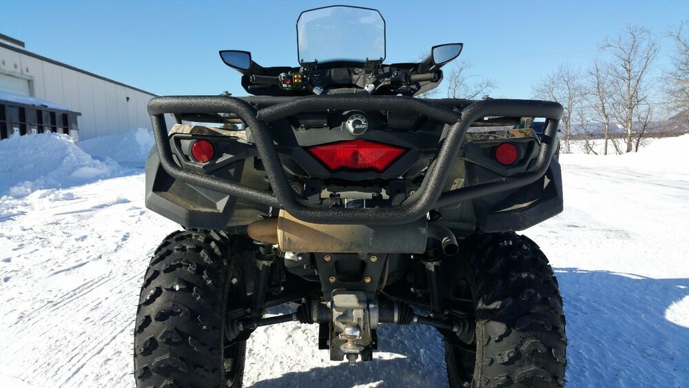 Details About Can Am Outlander 450 2017 19 570 2016 Hunter Rear Per