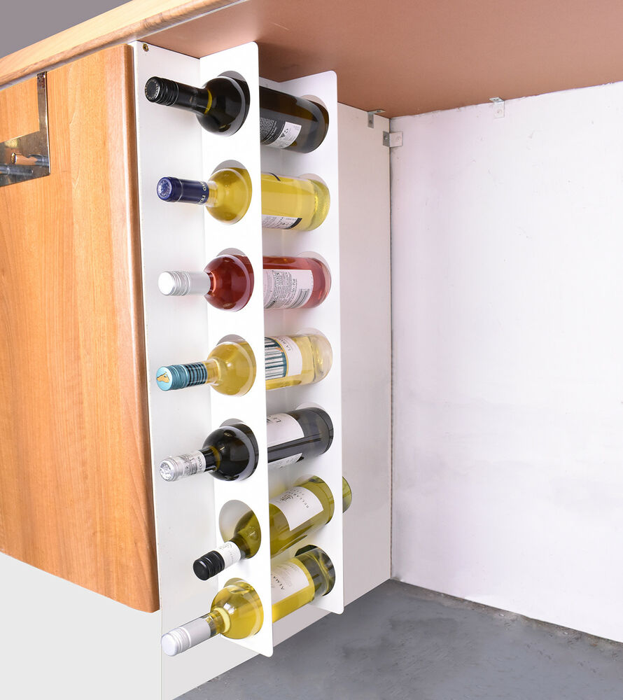 kitchen wine cabinet shelf unit kitchen cabinet space filler wine rack 7 bottle 22189