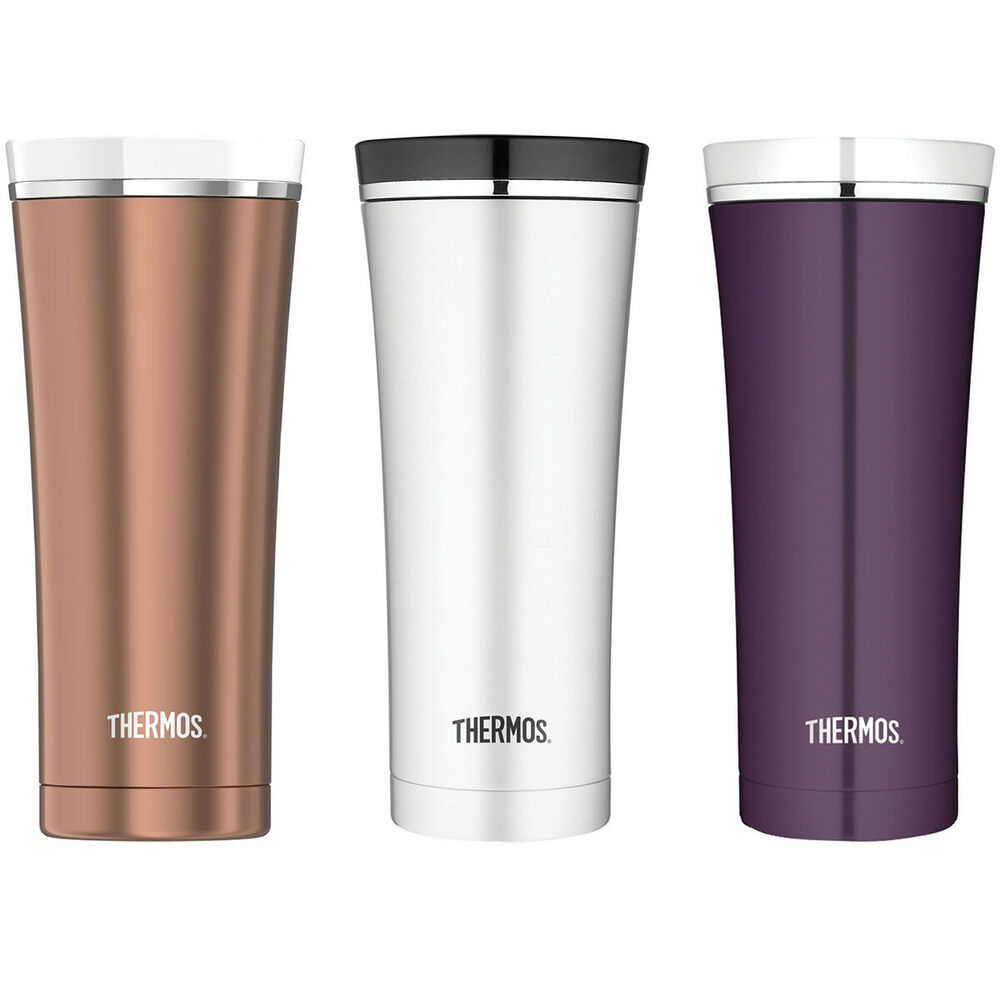 Thermos 16 Oz Sipp Vacuum Insulated Stainless Steel