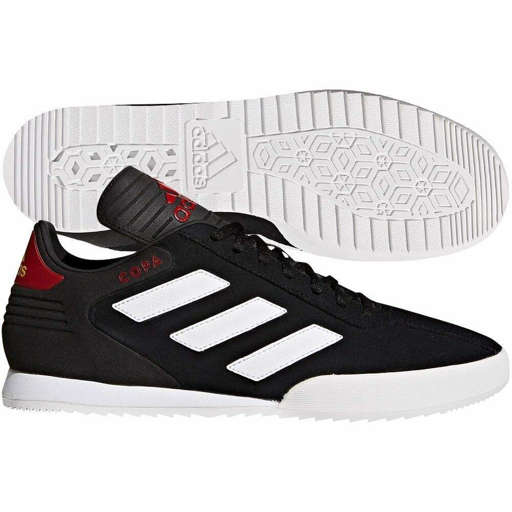 95ddb65afe5c ... where can i buy adidas copa super suede germany in indoor 2018 soccer  shoes black white