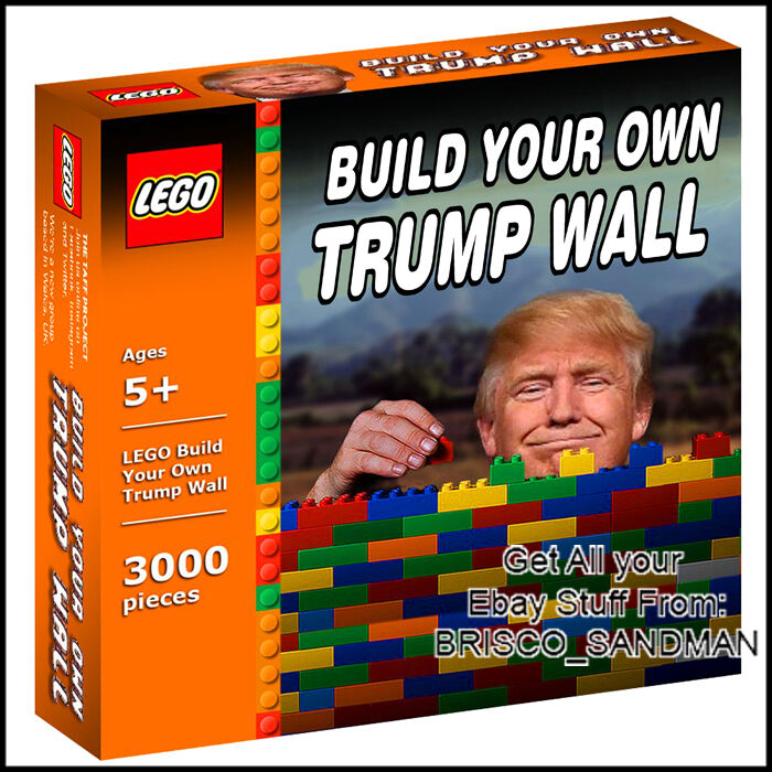 Build Your Own Donald Trump Wall