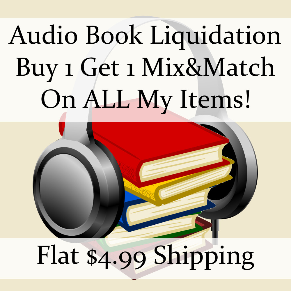Used Audio Book Liquidation Sale ** Authors: M-M #76 ** Buy 1 Get 1 flat  ship | eBay