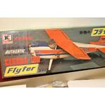 RARE KYOSHO CESSNA 180 RUBBER POWERED+U/CONTROL GAS POWERED MODEL AIRPLANE COX**