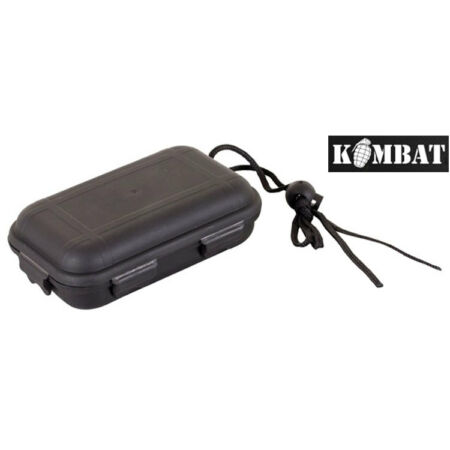 img-Kombat Army Military Survival Kit Box Sealed Emergency Waterproof Plastic Case