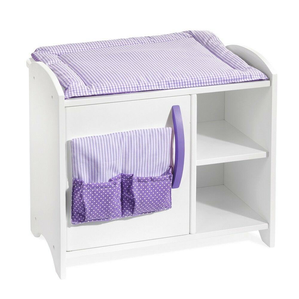 wickelkommode wickeltisch f r puppen incl auflage von howa 27301 ebay. Black Bedroom Furniture Sets. Home Design Ideas