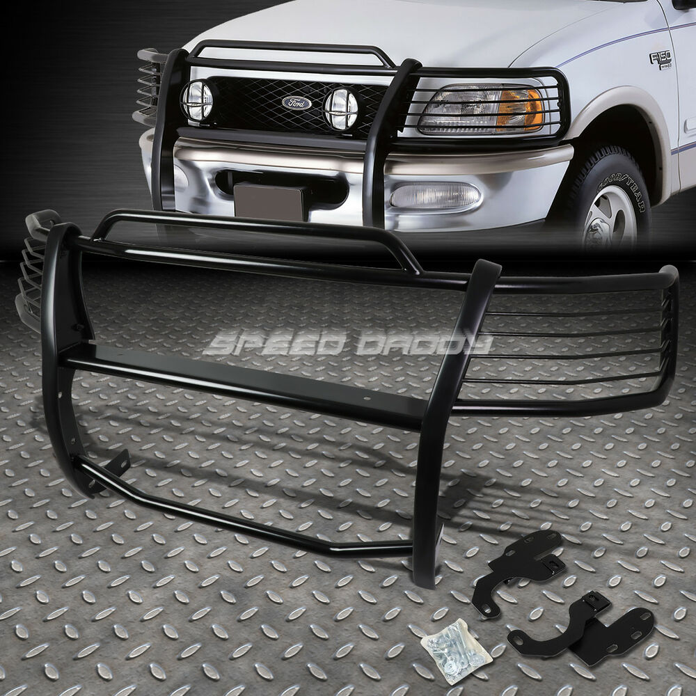99 F150 Black: FOR 99-03 EXPEDITION/F150 2WD BLACK COATED MILD STEEL