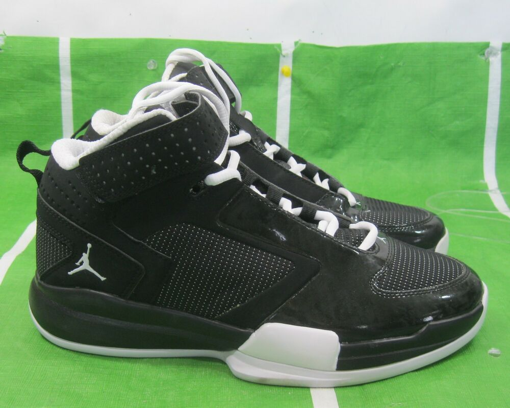 d63fbcab8b2 Details about new Nike Air Jordan BCT Mid 2 454043-106 Basketball Shoes  Size 8.5
