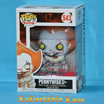 IT (2017) - Pennywise with Severed Arm Pop! Vinyl + Protector