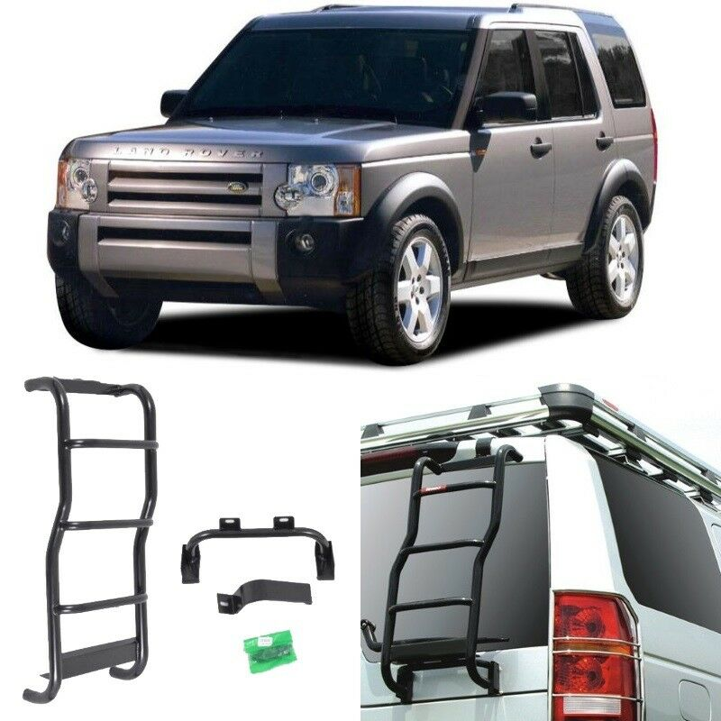Rear Loading Ladder For Use On Land Rover Discovery 3 / 4