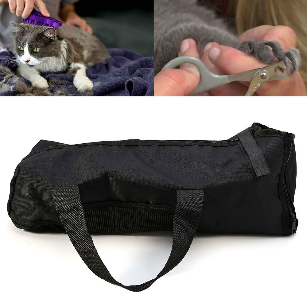 74b81bd4b48 Details about BathingPet Cat Grooming Bag Cat Restraint Bag Claw Nail  Trimming Examing Bag