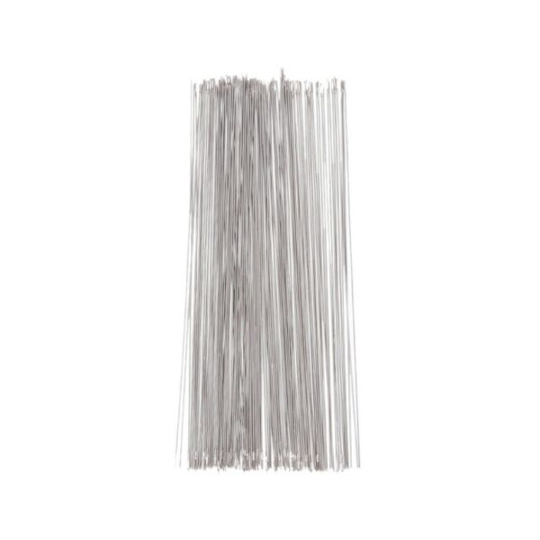 100Pcs Metal Beading Threading Needle For Beads Bracelet Jewelry String 3.2-12cm