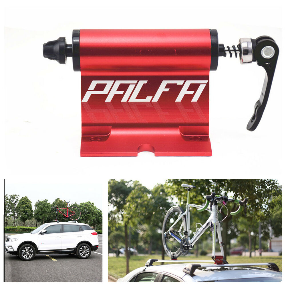 Universal Bike Car Luggage Quick Release Alloy Fork Lock Roof Mount 1 Rack Avanza Carrier 7226716160101 Ebay