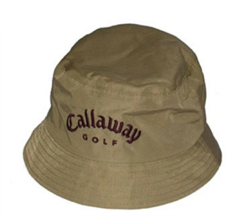 Details about CALLAWAY LADIES WATERPROOF BUCKET HAT   SUN HAT 7f68f20b37b