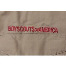 Boyscouts of America Embroidered MEN Shirt Small, Medium, Large, XL