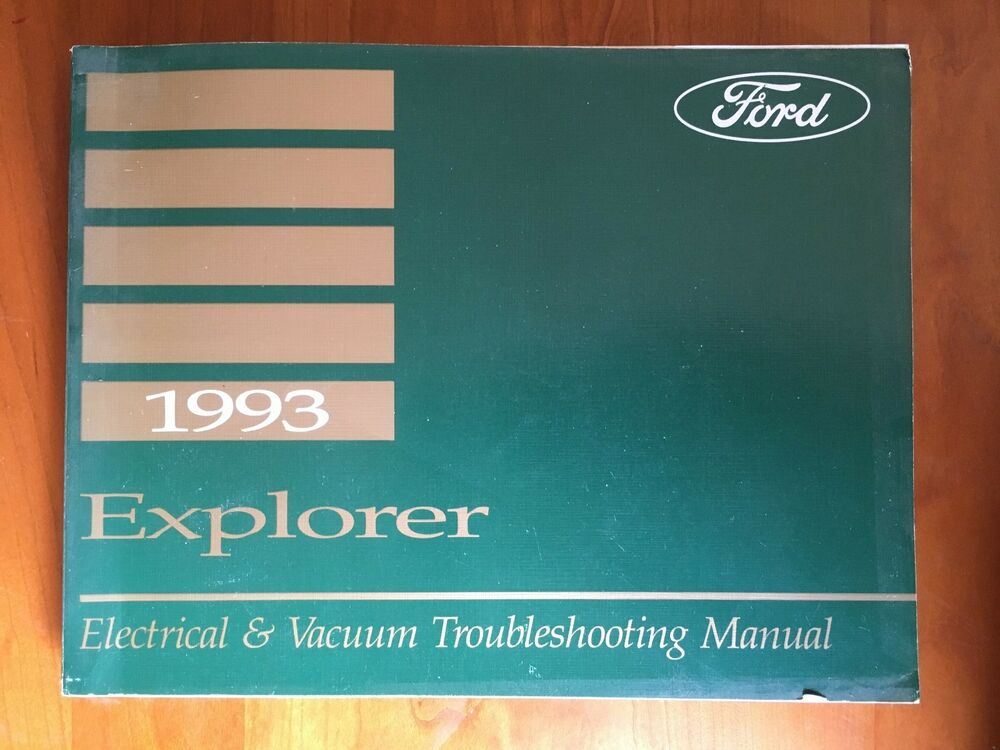 Schema 1995 Ford Explorer Electrical And Vacuum Troubleshooting Manual Wiring Diagrams Full Hd Grafikhelden Chefscuisiniersain Fr