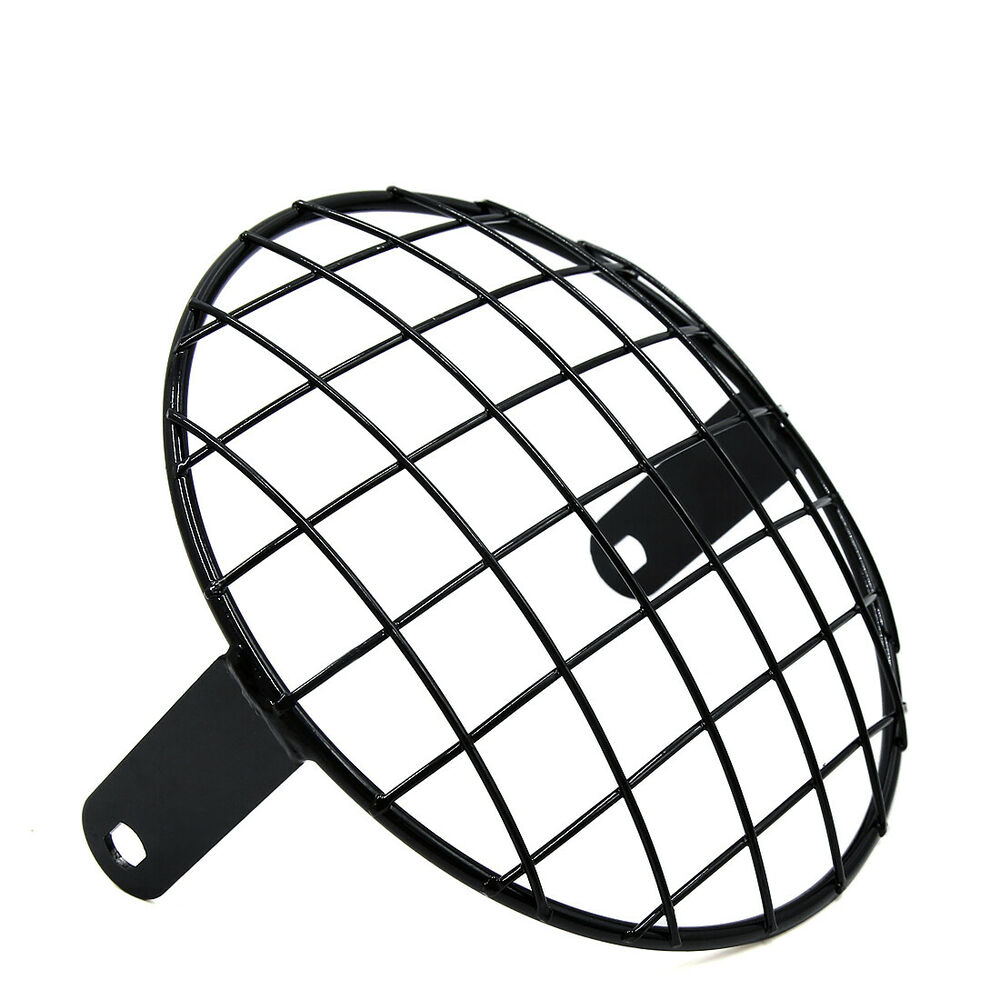 7 8 black metal headlight mesh grill motorcycle headl grid cover Custom Streetfighter Tail details about 7 8 black metal headlight mesh grill motorcycle headl grid cover for harley
