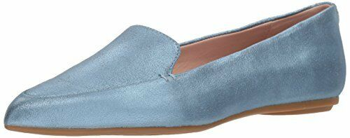 cac85290227 Taryn Rose Womens Faye Shimmer Metallic Loafer Flat- Select SZ Color ...