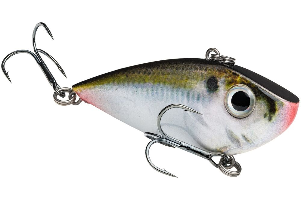 35f2f2b97a7 Details about Strike King Crankbait Lipless Red Eye Shad REYESD12-699  Natural Shad