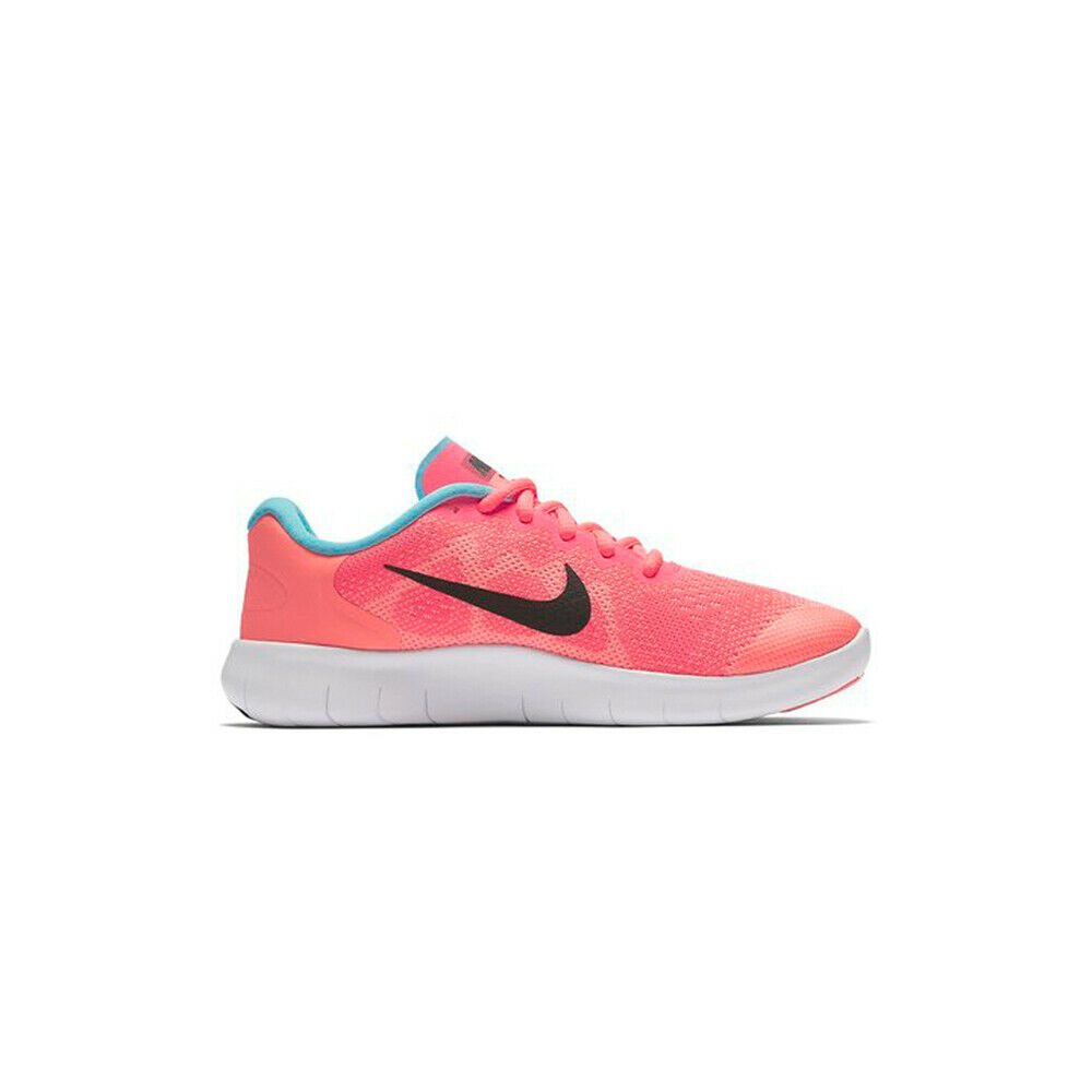 detailing c59c5 f451f Details about Nike Free Run 2 (GS) Junior Running Shoe Trainers