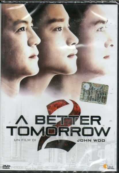 A better tomorrow 2 - dvd - nuovo