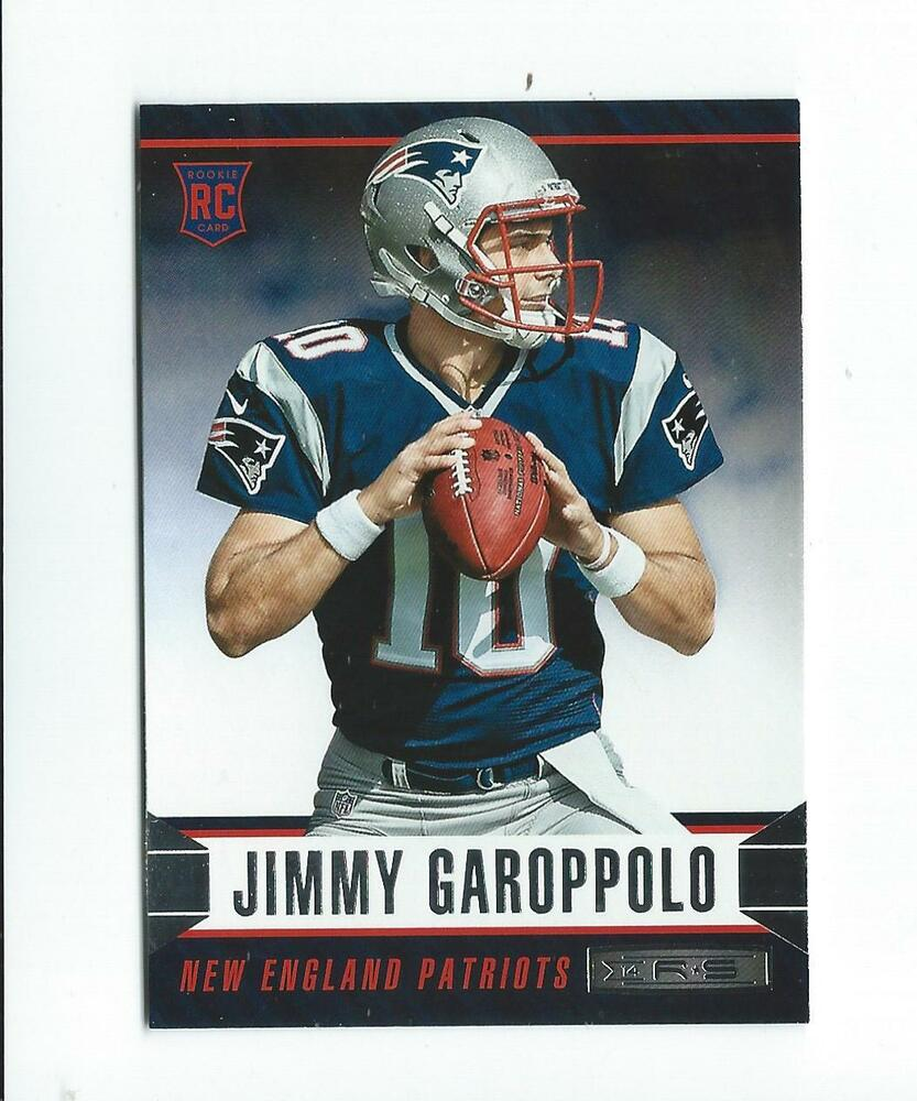 2014 Rookies And Stars #152 Jimmy Garoppolo RC Rookie