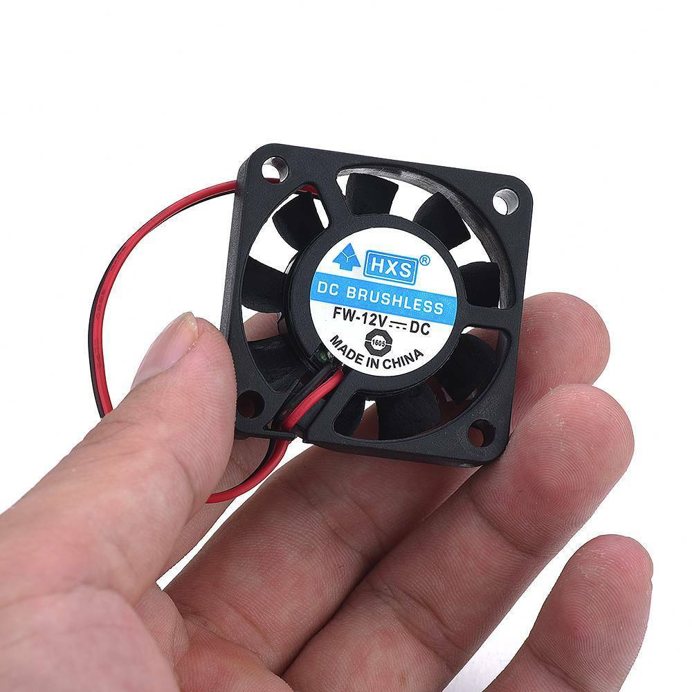 Hkatops Cooling Computer Fan Small Dc Brushless Pc Cpu