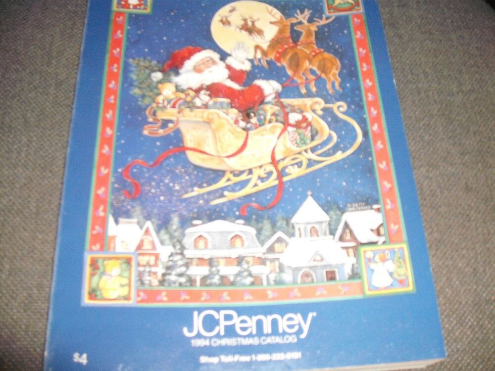 JCPenney 1994 Christmas Catalog BARBIE Cabbage Patch