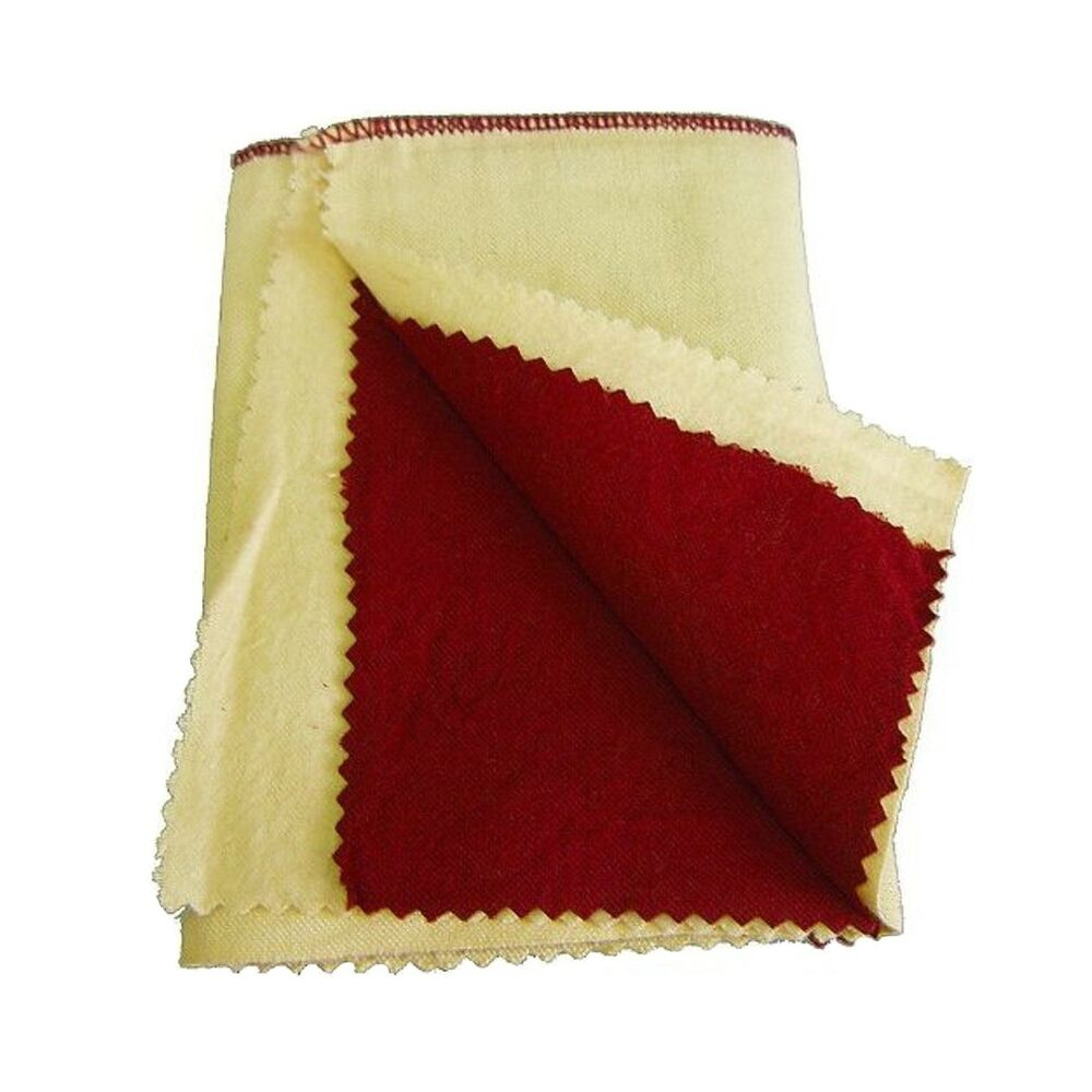 New Quality Jewelry Cleaning Polishing Cloth Brass