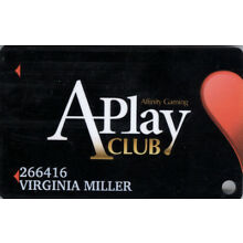Frontier Casino - A-Play Club - Slot Card