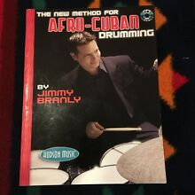 The New Method for Afro-Cuban Drumming Percussion by Jimmy Branly (0634086863)
