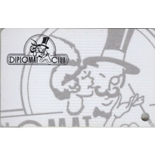 Ambassador Plaza Casino - Diplomat Club - Slot Card