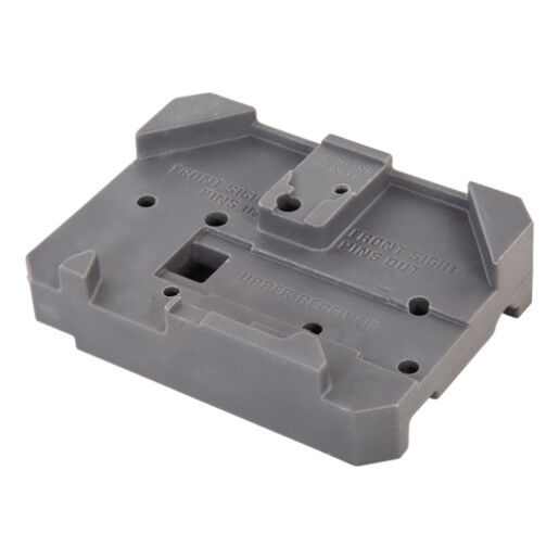 Wheeler 156945 Armorers Bench Block Secures 223 Remington Parts When Installing