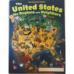 McGraw Hill Networks 3rd Grade 3 United States Its Regions Neighbors Florida