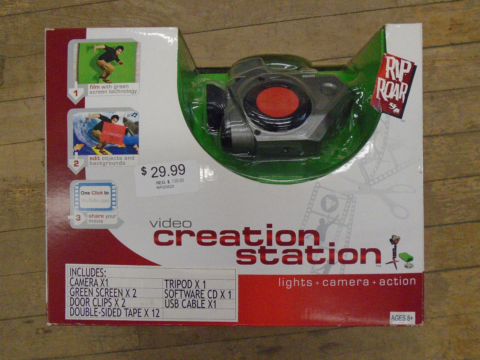 RIP ROAR CREATION STATION CAMERA DRIVER DOWNLOAD FREE