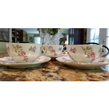 Theodore Haviland New York Delaware Cup and Saucer Set