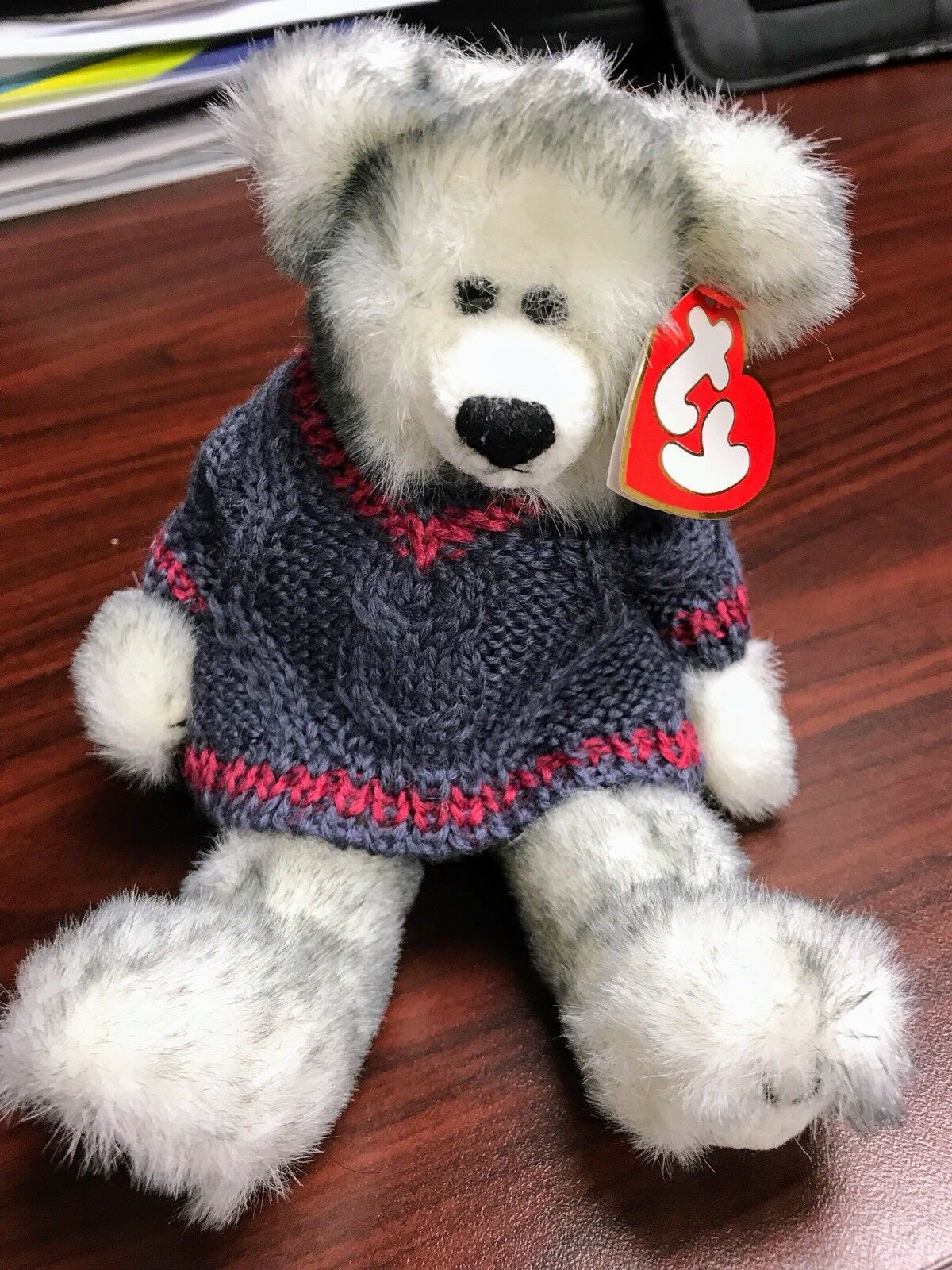f3888d7f637 UPC 008421060597 product image for Ty Beanie Babies Fairbanks Gray White  Alaska Bear Baby Land Of ...
